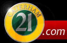 caterham21.com - the caterham 21 owners club website provided through sponsorship by Pearson Treehouse Ltd
